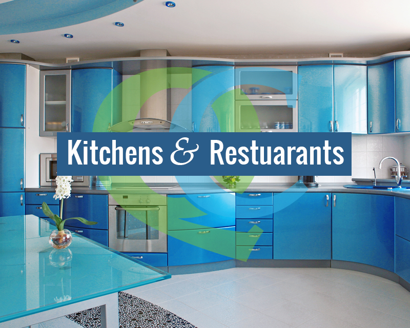 Kitchens & Restaurants