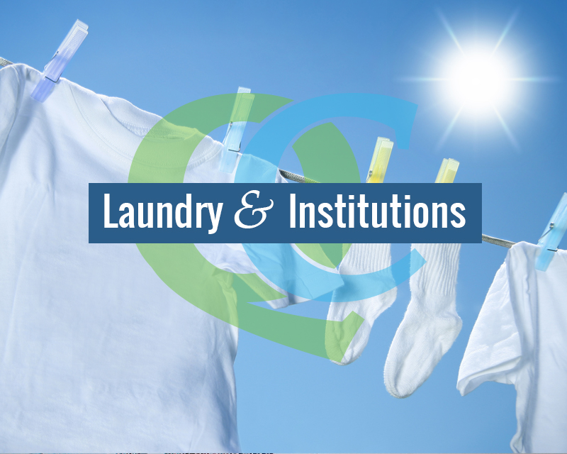Laundry & Institutions